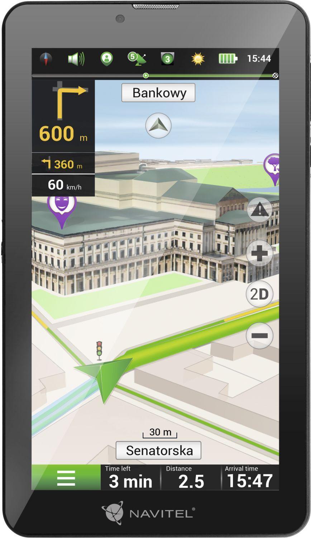 NAVT7003G Navigační systém NAVITEL Test