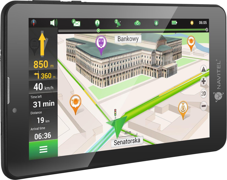 NAVT7003G Navigatiesysteem NAVITEL Test