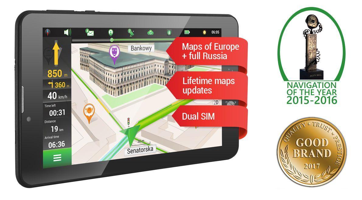 Navigatiesysteem NAVT7003G van NAVITEL