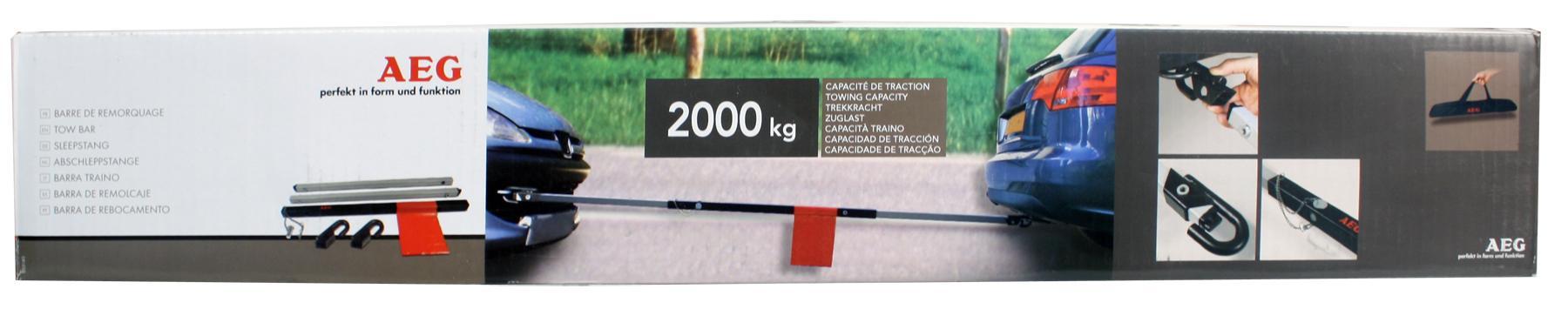 AEG   Abschleppseile 005140