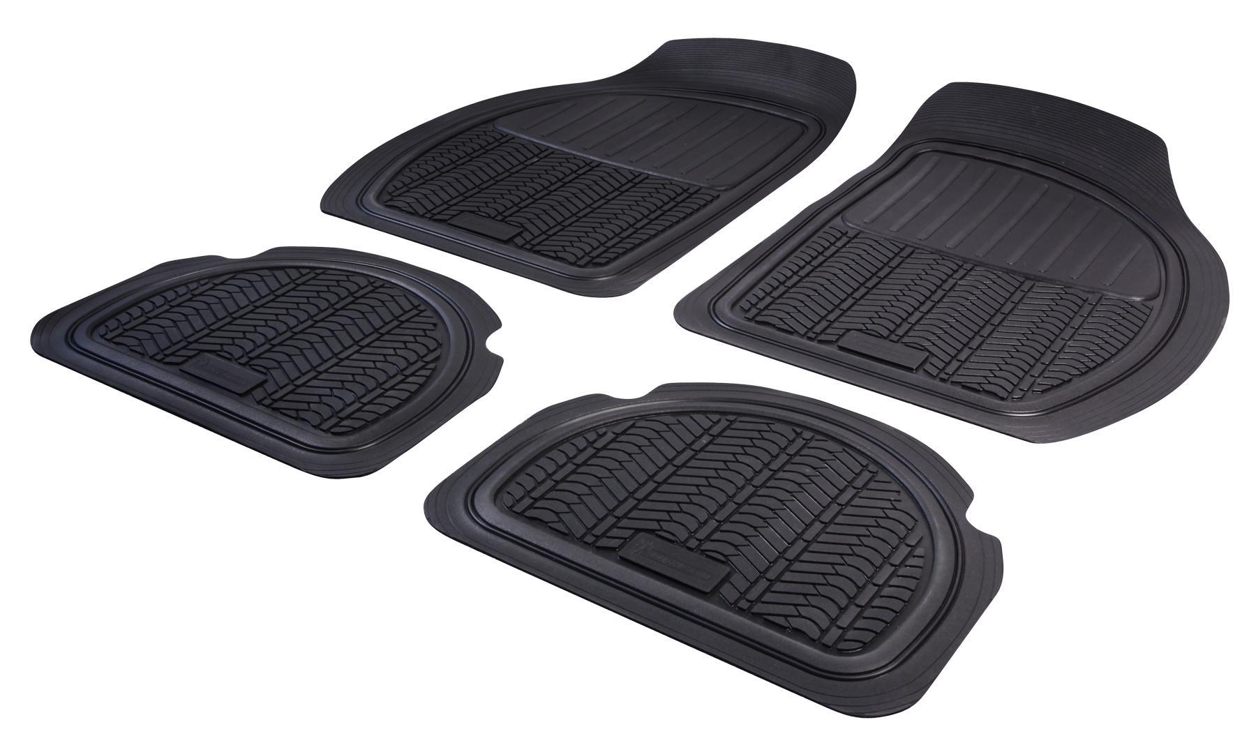 OE Original Passgenaue Fußmatten 009070 Michelin