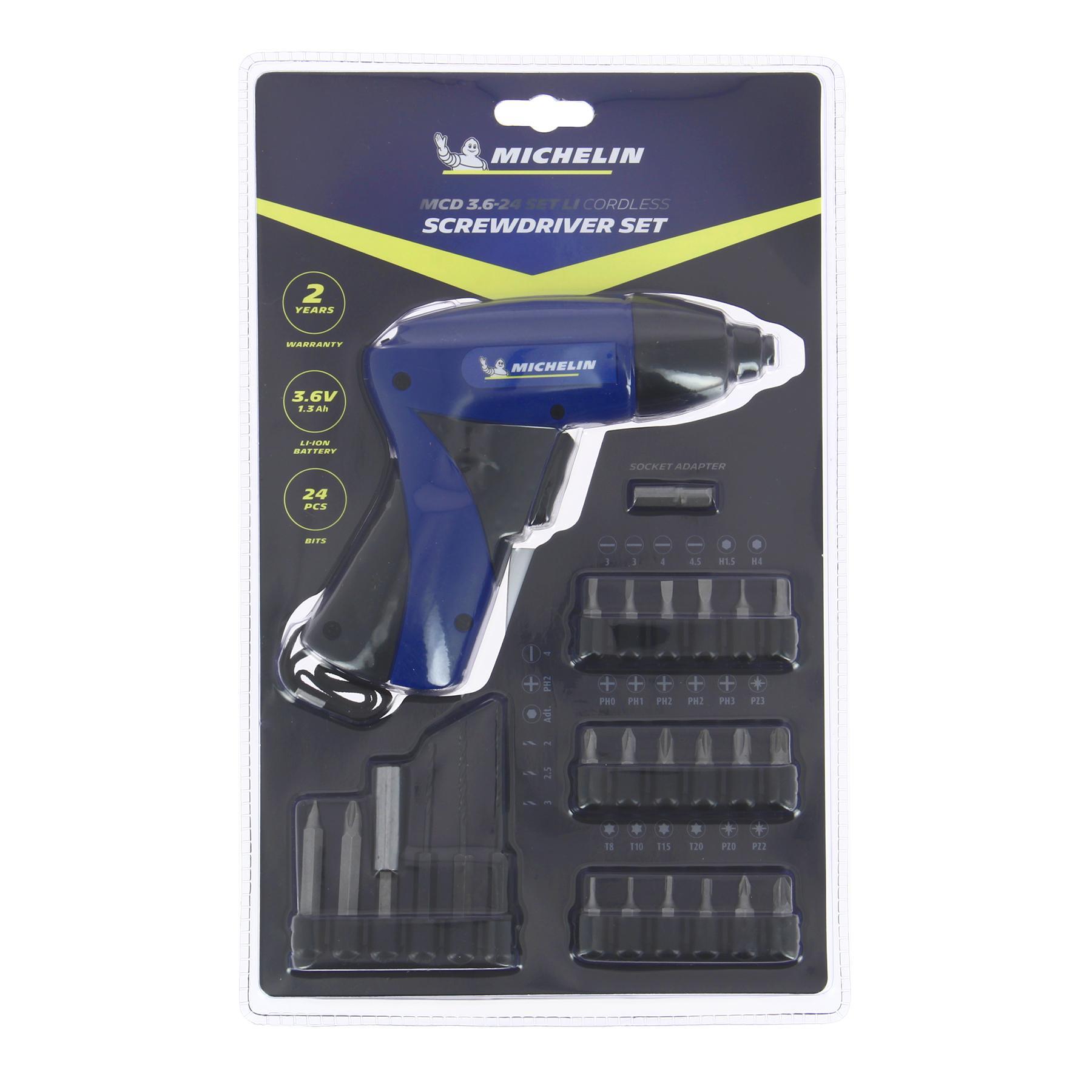 008527 Akkuschrauber Michelin - Markenprodukte billig