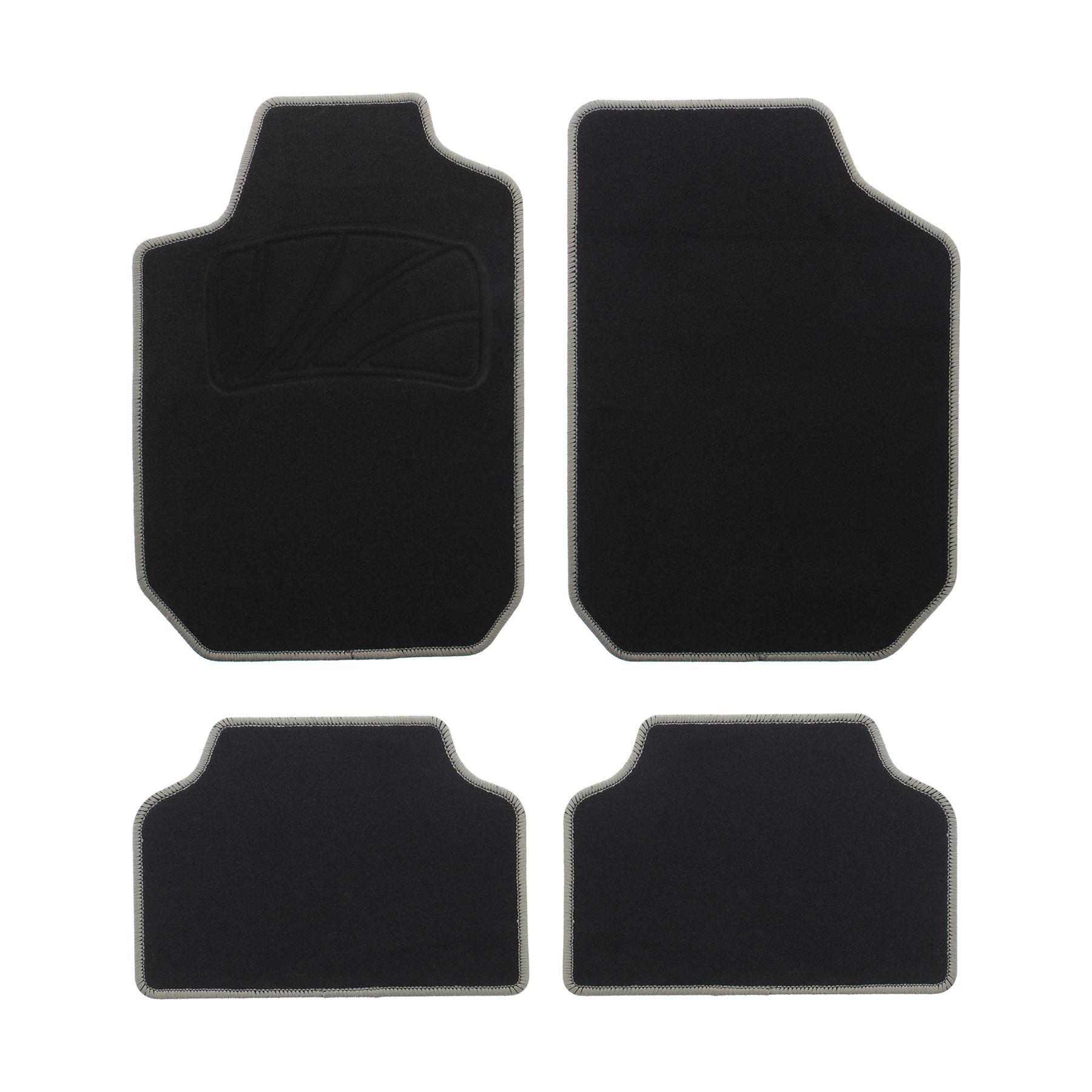 165139 RED SIGN Universelle passform Textil, vorne und hinten, Menge: 4, schwarz Autofußmatten 165139 günstig kaufen