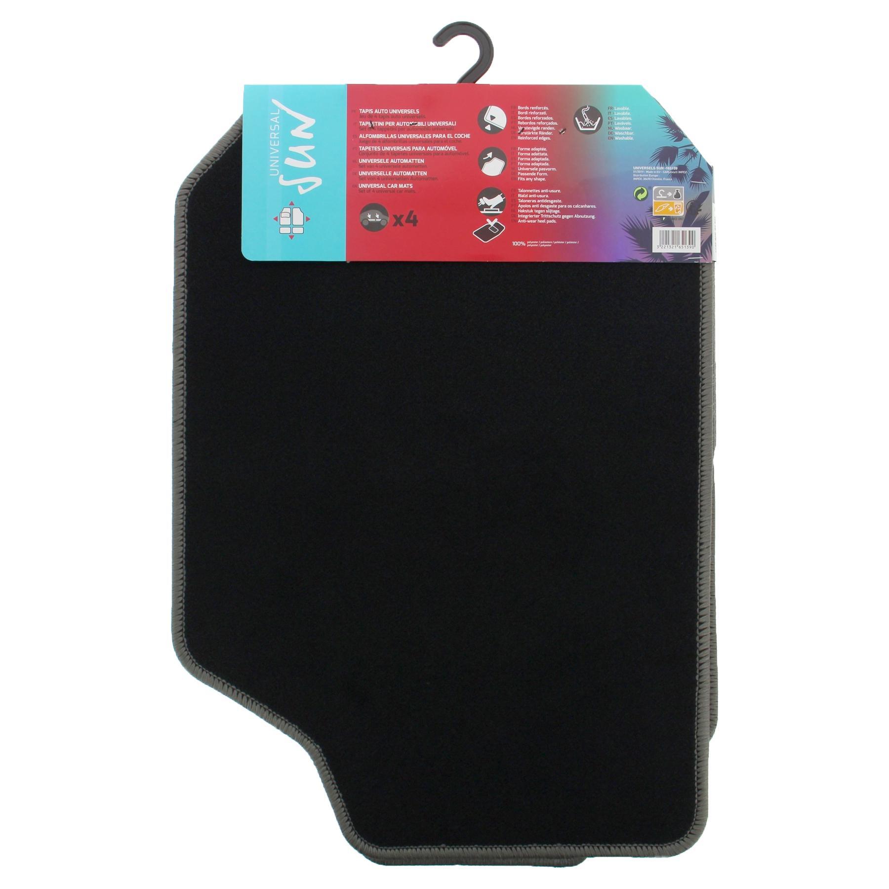 165139 Autofußmatten RED SIGN - Markenprodukte billig