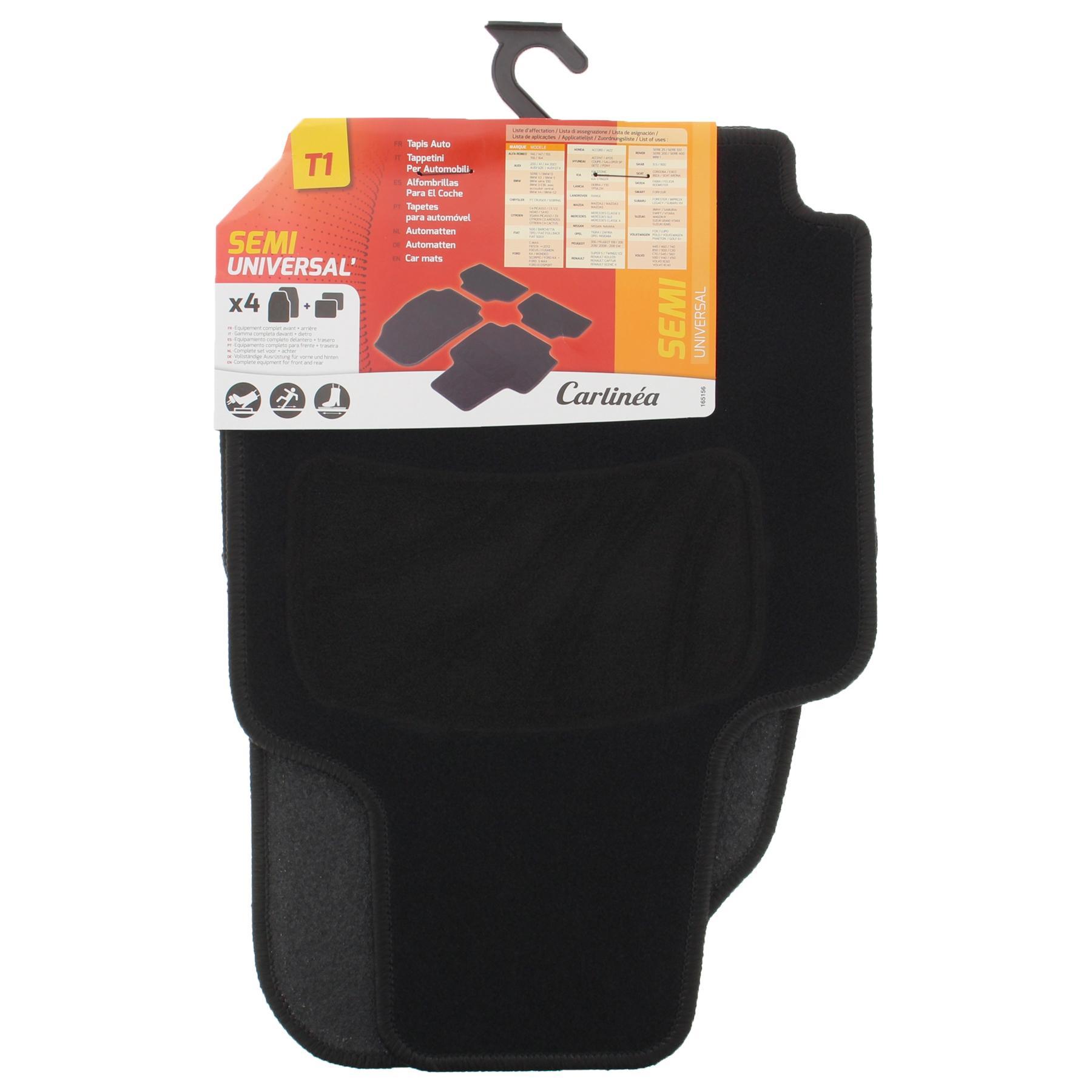 165156 Autofußmatten RED SIGN - Markenprodukte billig