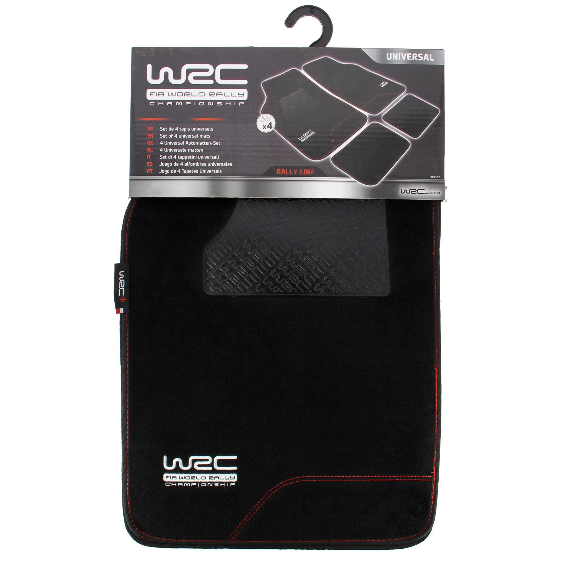 007592 Vloermatset WRC - Voordelige producten van merken.