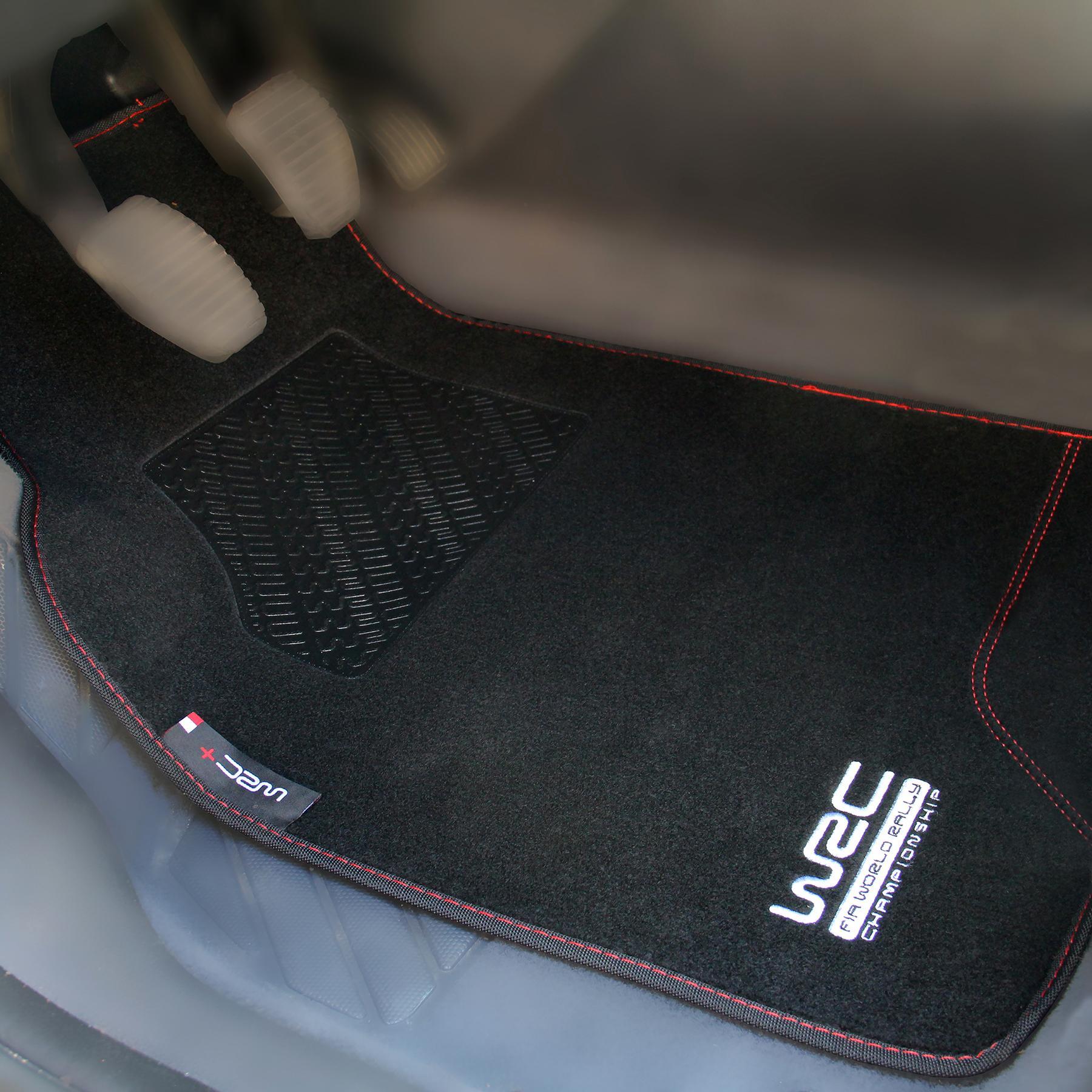 007592 Vloermatset WRC - Bespaar met uitgebreide promoties