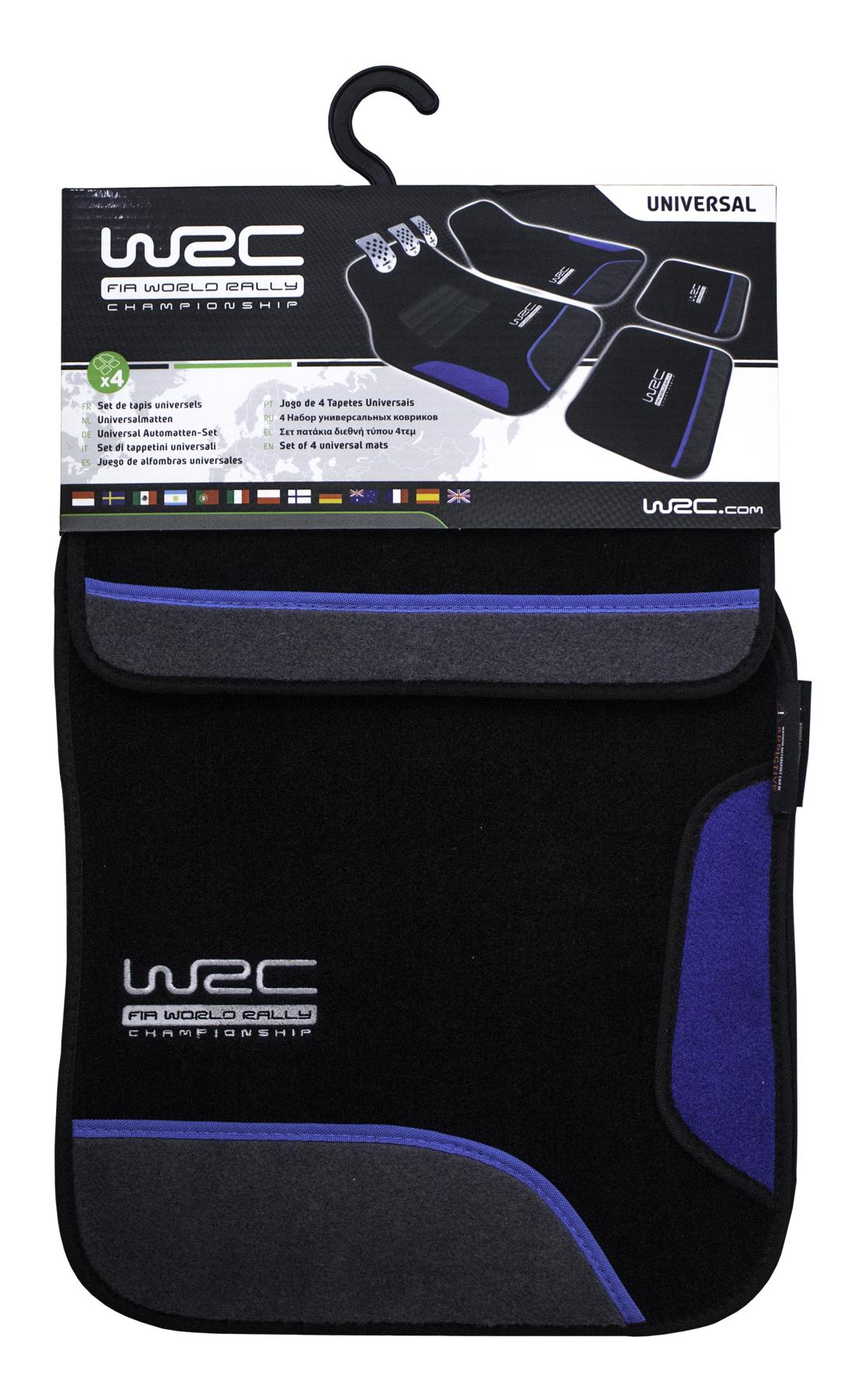 007436 Vloermatset WRC - Bespaar met uitgebreide promoties