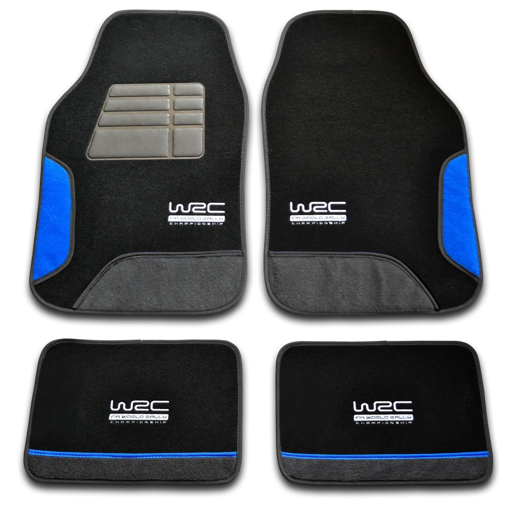 007436 Vloermatset WRC originele kwaliteit