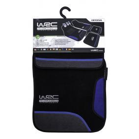 007436 Zestaw dywaników podłogowych WRC - Tanie towary firmowe