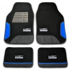 007436 Zestaw dywaników podłogowych WRC - Doświadczenie w niskich cenach