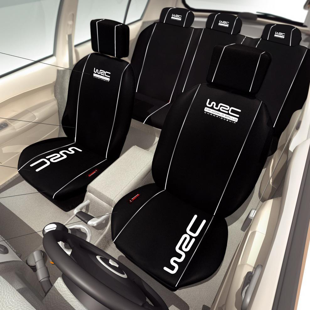 007338 Coprisedile WRC 007338 - Prezzo ridotto