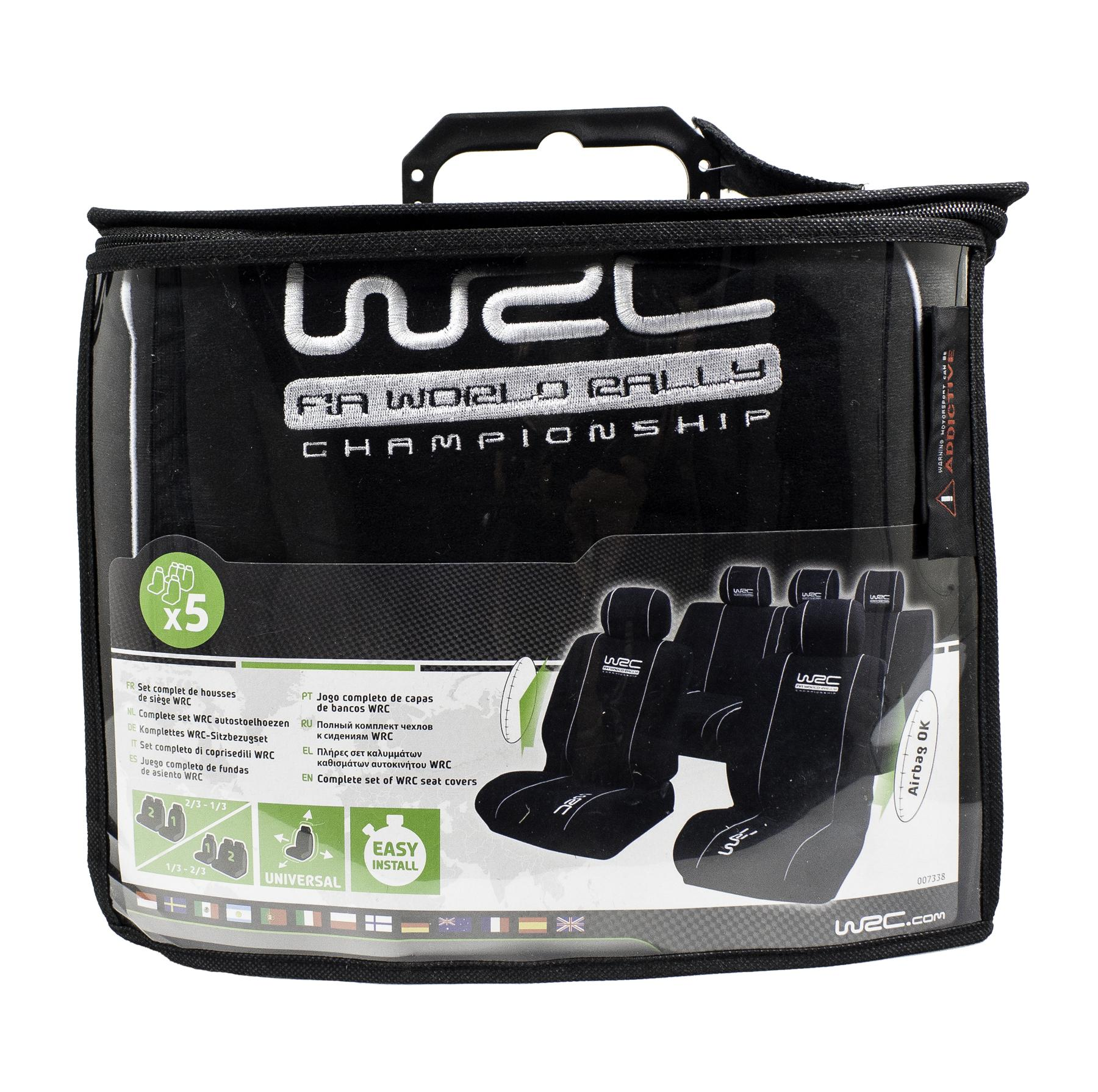 007338 Coprisedile WRC esperienza a prezzi scontati