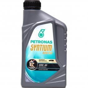 18021619 PETRONAS SYNTIUM, 800 EU 10W-40, 1l, Teilsynthetiköl Motoröl 18021619 günstig kaufen