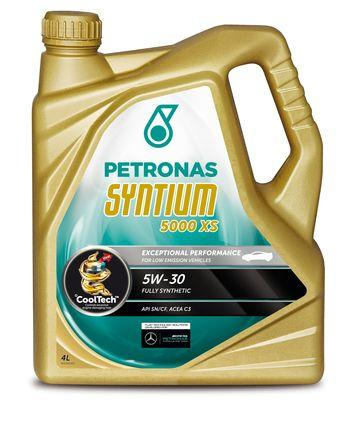18144019 PETRONAS SYNTIUM, 5000 XS 5W-30, 4l, Synthetiköl Motoröl 18144019 günstig kaufen