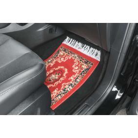 14812 WALSER Uniwersalny PP (polipropylen), z przodu, Ilość: 1, czerwony Rozmiar: 75 x 40 Zestaw dywaników podłogowych 14812 kupić niedrogo