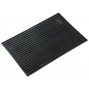 14938 WALSER czarny, Guma, Ilość: 1 Rozmiar: 43 x 29 Zestaw dywaników podłogowych 14938 kupić niedrogo