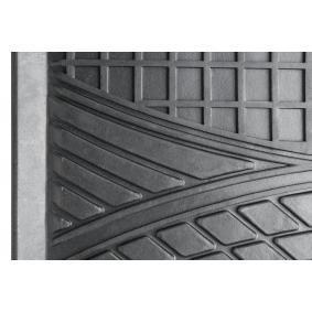 28011 Juego de alfombrillas de suelo WALSER - Productos de marca económicos