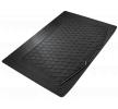 28056 Вана за багажник багажно пространство, черен/ сив, гума от WALSER на ниски цени - купи сега!