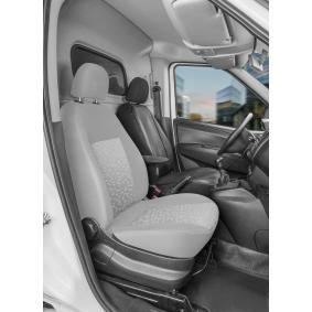 11546 WALSER Front, Grey, Leatherette, Polyester, Quantity Unit: Piece Seat cover 11546 cheap