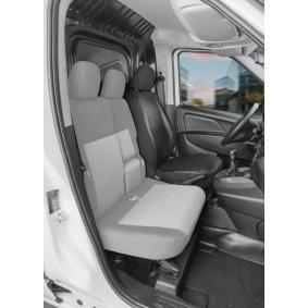 11549 WALSER Front, Grey, Polyester, Leatherette, Quantity Unit: Piece Seat cover 11549 cheap