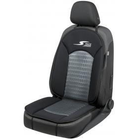 11652 WALSER Front, Anthracite, Black, Polyester, Quantity Unit: Piece Number of Parts: 1-part Seat cover 11652 cheap