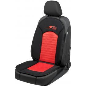 11654 WALSER Front, Red, Black, Polyester, Quantity Unit: Piece Seat cover 11654 cheap