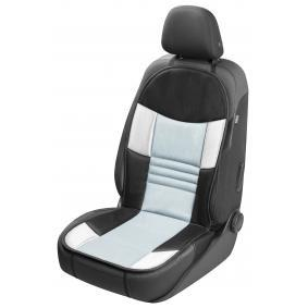 11665 WALSER Front, Black, Silver, White, Polyester, Quantity Unit: Piece Seat cover 11665 cheap
