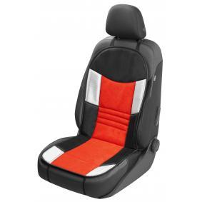 11667 WALSER Front, Red, Black, Polyester, Quantity Unit: Piece Number of Parts: 1-part Seat cover 11667 cheap