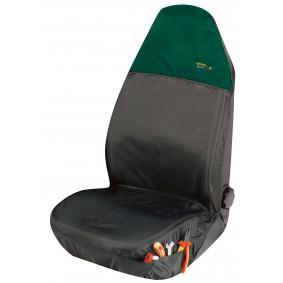 12064 WALSER Front, Black, Green, Polyester, Quantity Unit: Piece Seat cover 12064 cheap