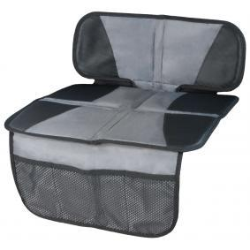 12144 WALSER Rear, Black/Grey, Polyester, Quantity Unit: Piece Number of Parts: 1-part Seat cover 12144 cheap
