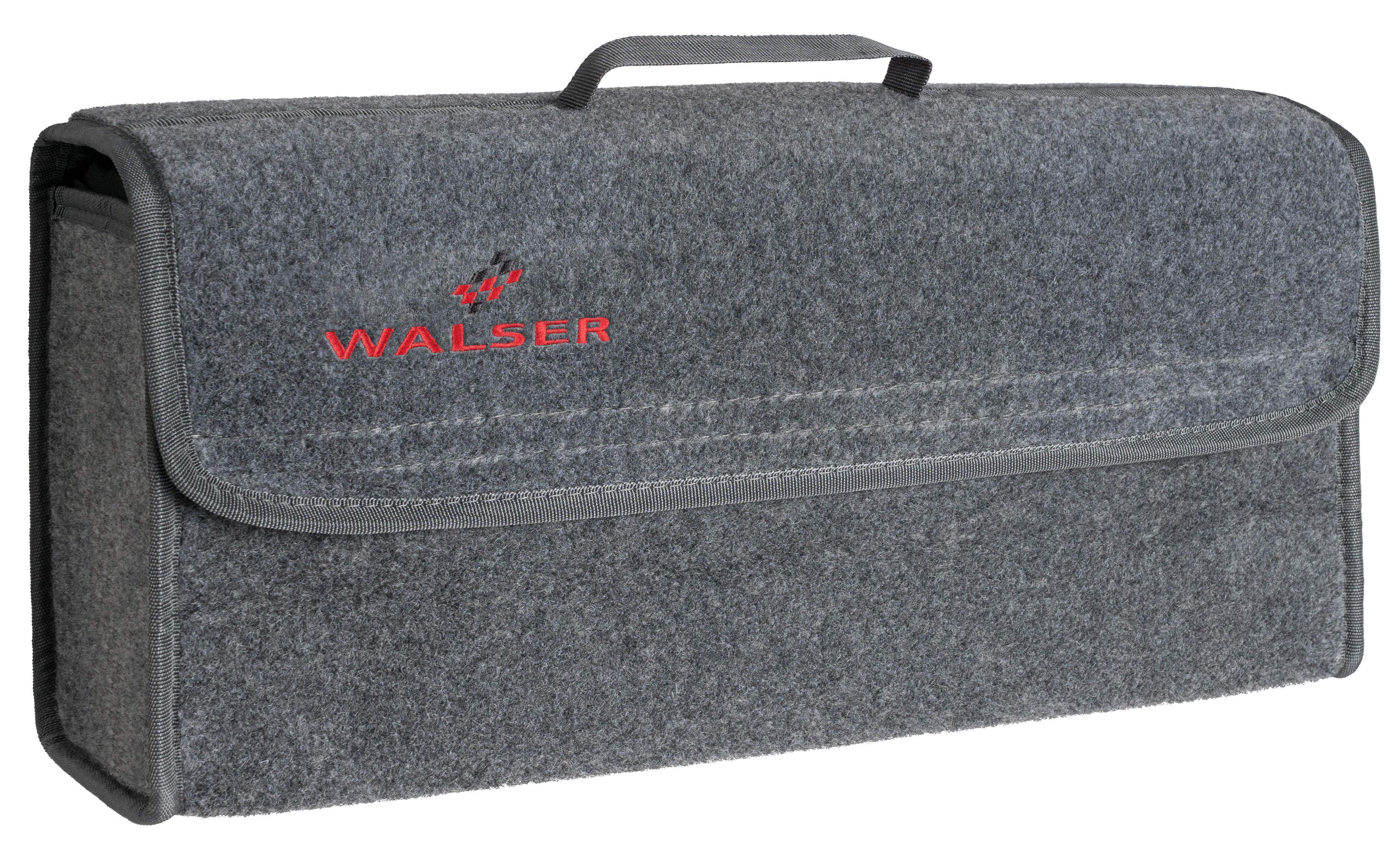 Ostaa 30107-0 WALSER Polyesteri, Harmaa Pituus: 50cm Laukku 30107-0 edullisesti