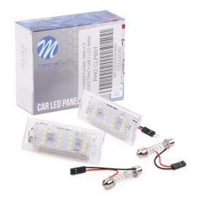 CLP001 M-TECH LED für CAN-Bus-Systeme geeignet Kennzeichenleuchte CLP001 günstig kaufen