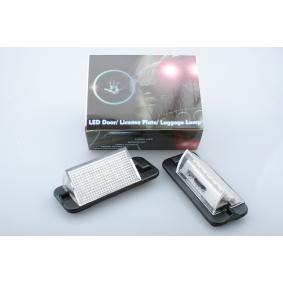 CLP004 M-TECH LED für CAN-Bus-Systeme geeignet Kennzeichenleuchte CLP004 günstig kaufen