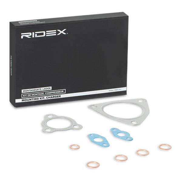 Montagesatz Turbolader RIDEX 2420M0017