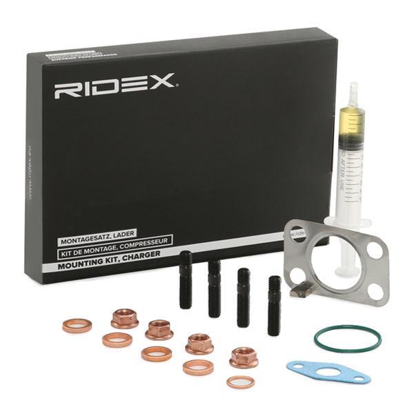 Montagesatz Turbolader RIDEX 2420M0021