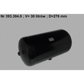 Luftbehälter, Druckluftanlage POLMO S.A. 393.304.0 mit 15% Rabatt kaufen