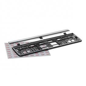 93-035 VIRAGE Black Licence plate holders 93-035 cheap