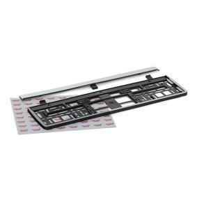 93-035 VIRAGE negro Calidad: PP/PS Soportes para matricula 93-035 a buen precio