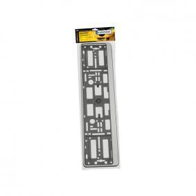 93035 Supporti per targhe auto VIRAGE 93-035 - Prezzo ridotto