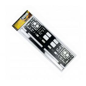 Comprare 93-036 VIRAGE cromo Supporti per targhe auto 93-036 poco costoso