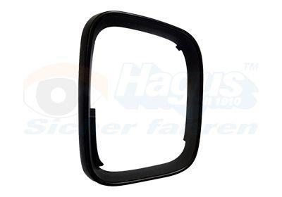 Side mirror housing 5896846 VAN WEZEL — only new parts