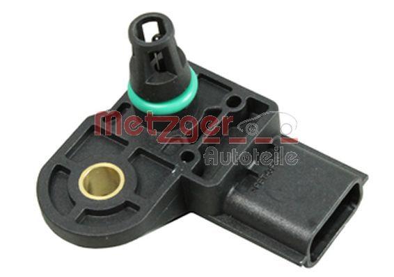 Saugrohrdrucksensor 0906351 Megane III Grandtour (KZ) 1.5 dCi 110 PS Premium Autoteile-Angebot