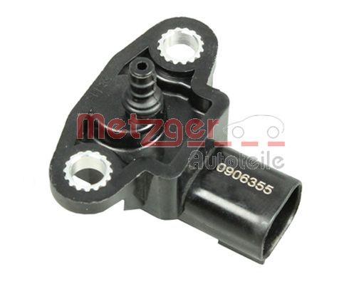 METZGER Sensor, Ladedruck 0906355