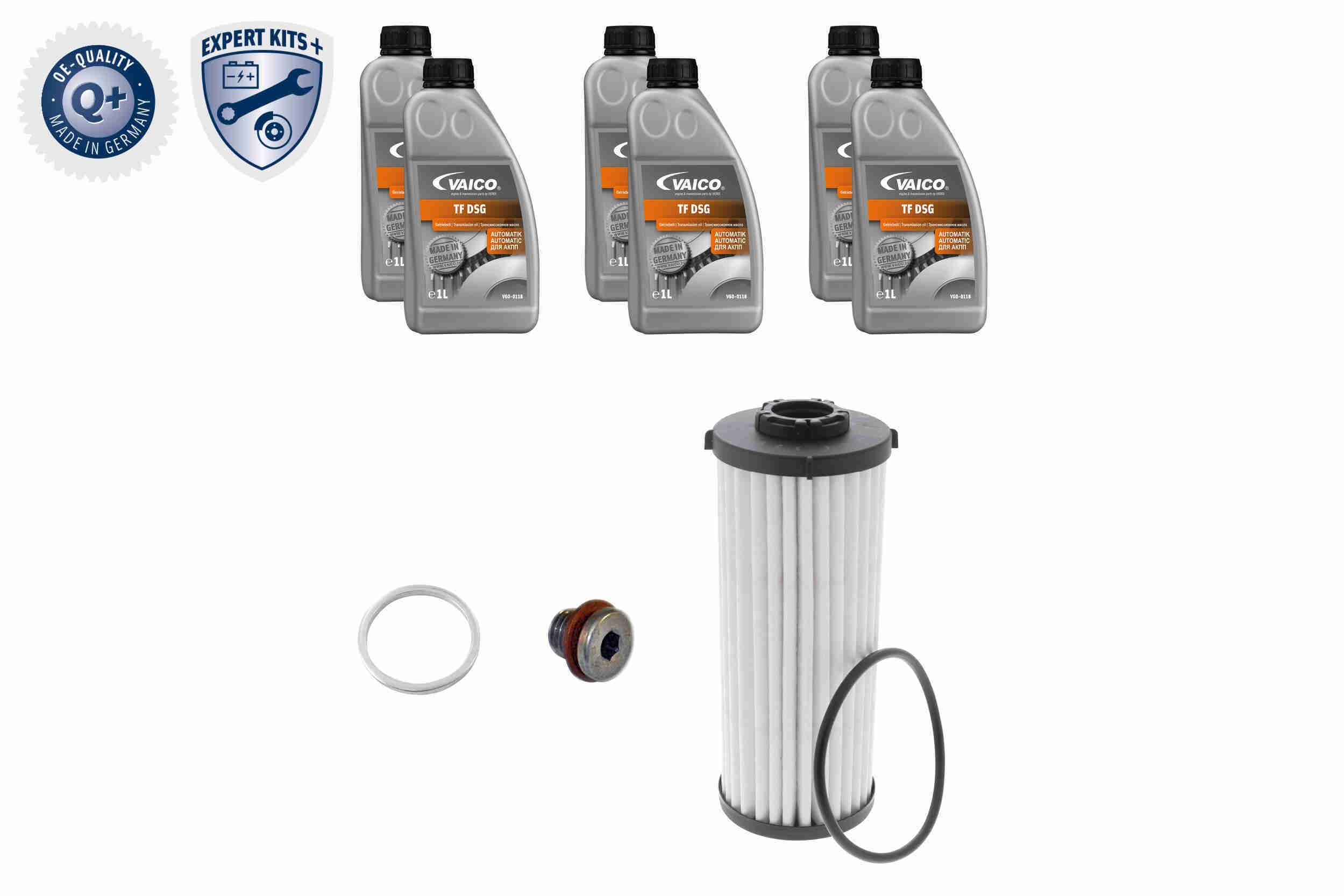 VAICO: Original Teilesatz, Ölwechsel-Automatikgetriebe V10-4991 ()