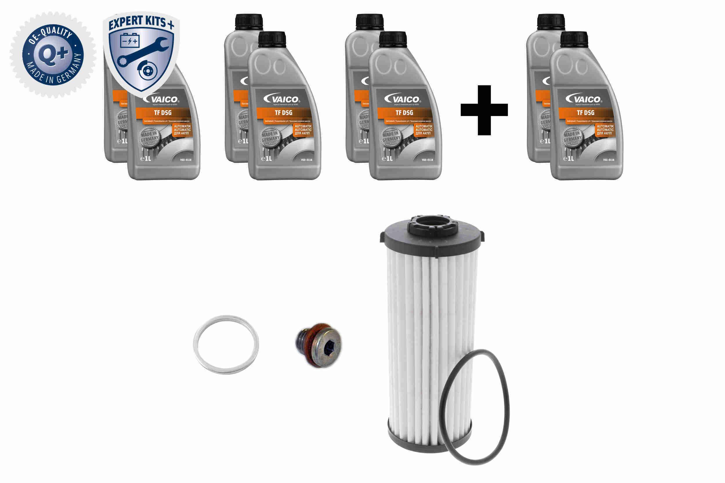 VAICO: Original Teilesatz, Ölwechsel-Automatikgetriebe V10-4991-XXL ()