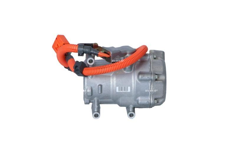 Klimakompressor BMW G31 2019 - NRF 320034G (Riemenscheiben-Ø: 110mm, Anzahl der Rillen: 6)