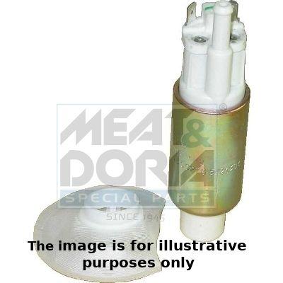 Kraftstoffpumpe MEAT & DORIA 76301E Bewertungen