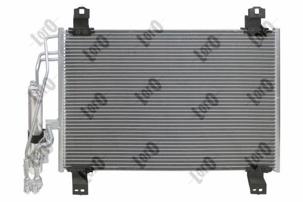 030-016-0026 ABAKUS mit Trockner, für Fahrzeuge mit Ottomotor Kondensator, Klimaanlage 030-016-0026 günstig kaufen