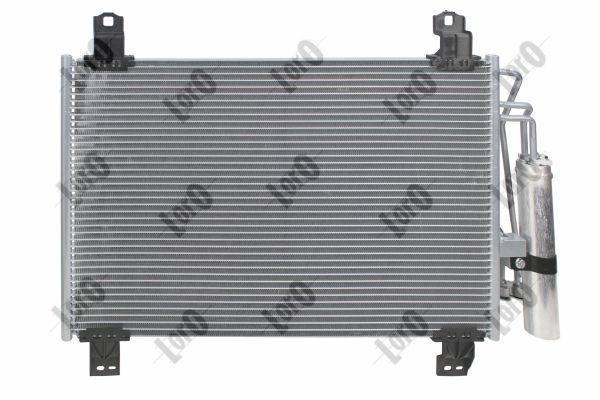 ABAKUS | Kondensator, Klimaanlage 030-016-0026